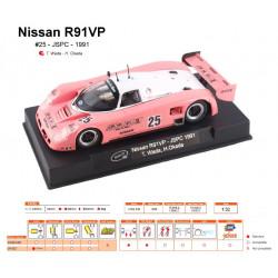 Nissan R91VP - n.25 Fuji...