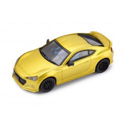 Subaru BRZ - yellow