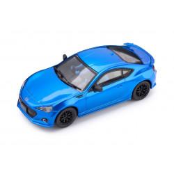 Subaru BRZ - blue