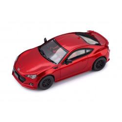 Subaru BRZ - red