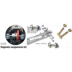 Magnetic suspension kit