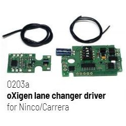 oXigen lane changer driver