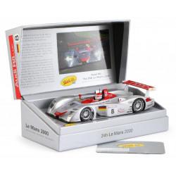 Audi R8 LMP - n.8 Le Mans 2000